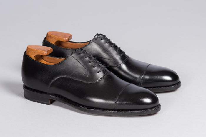 Löf & Tung Gilbert Black Calf