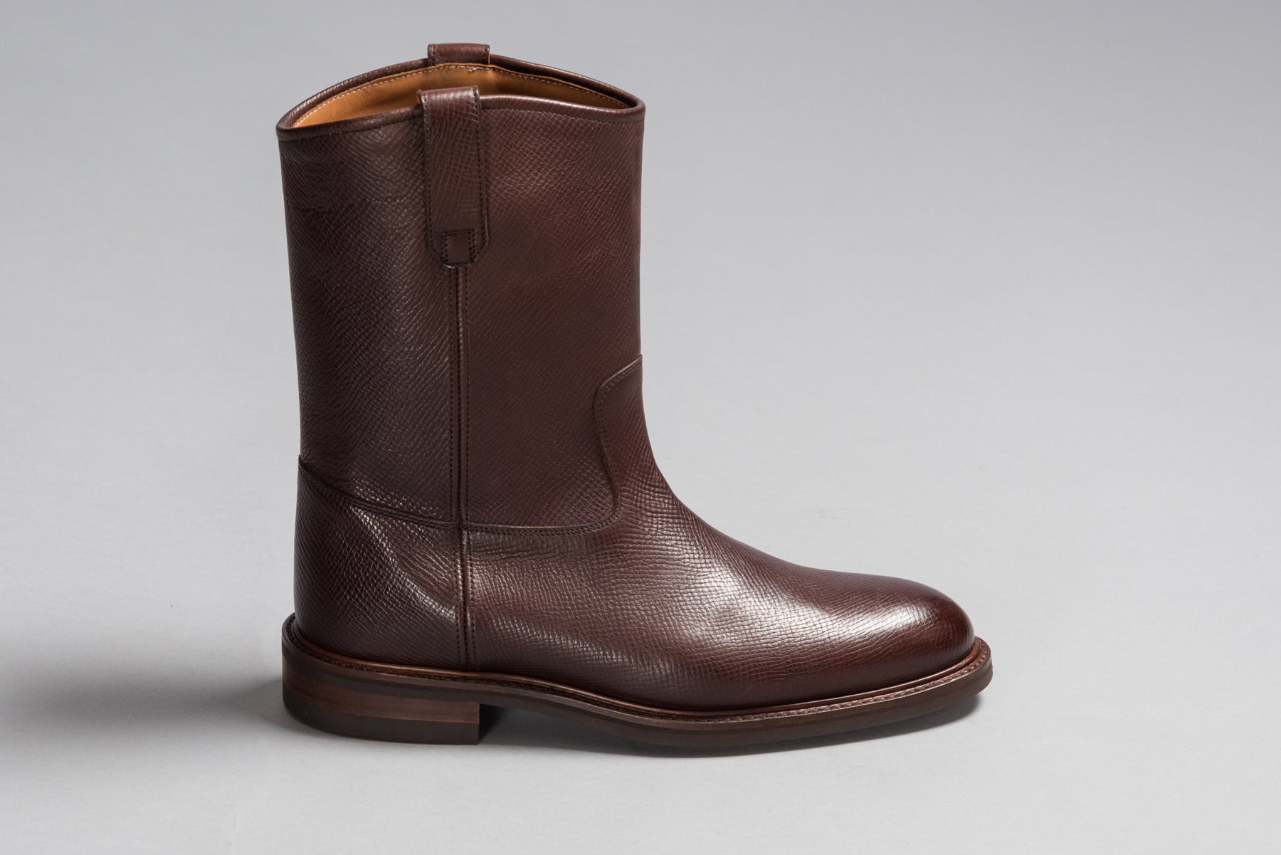 Löf & Tung York Dark Brown Utah Calf