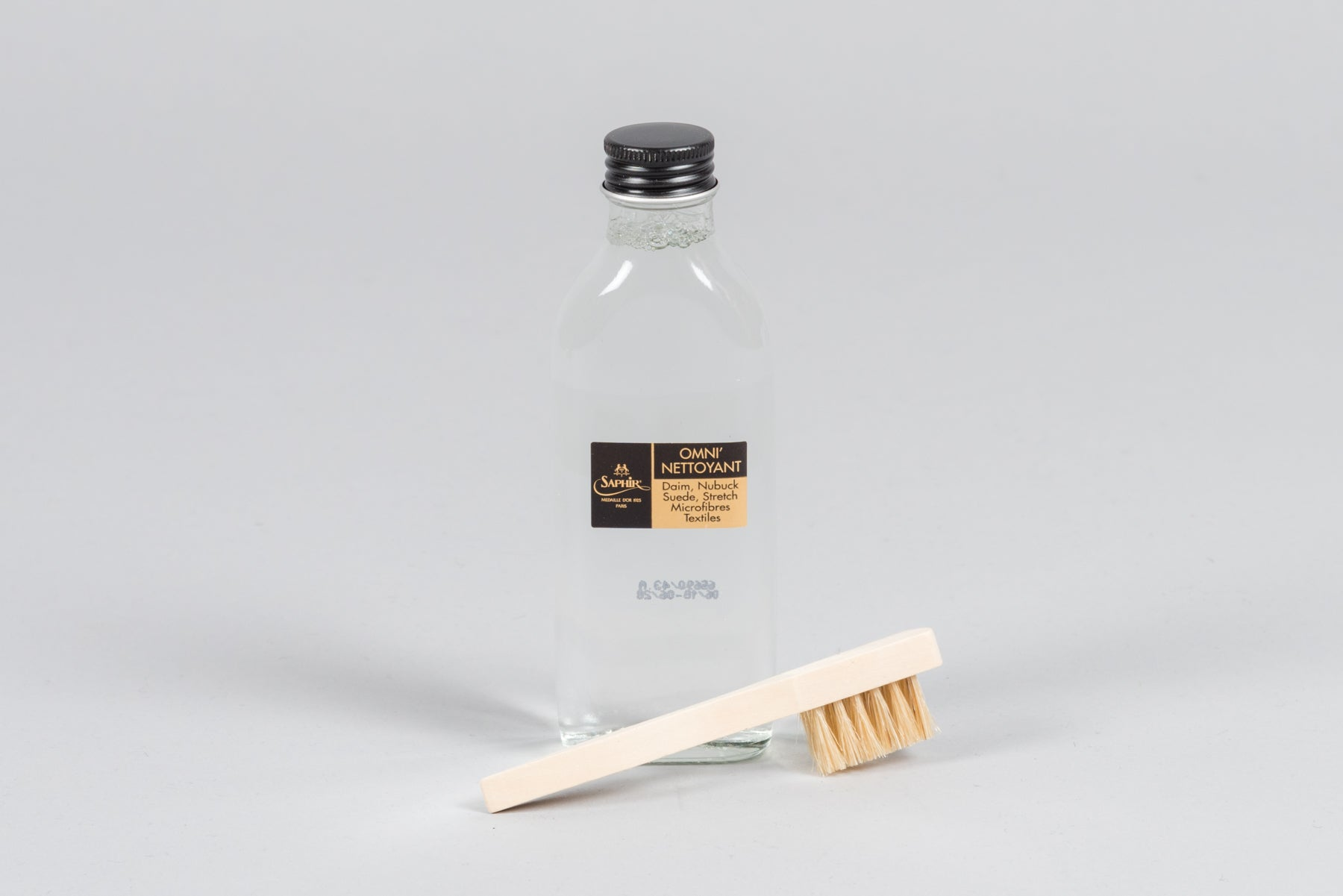 Saphir Medaille d'Or Omninettoyant Suede Cleaner
