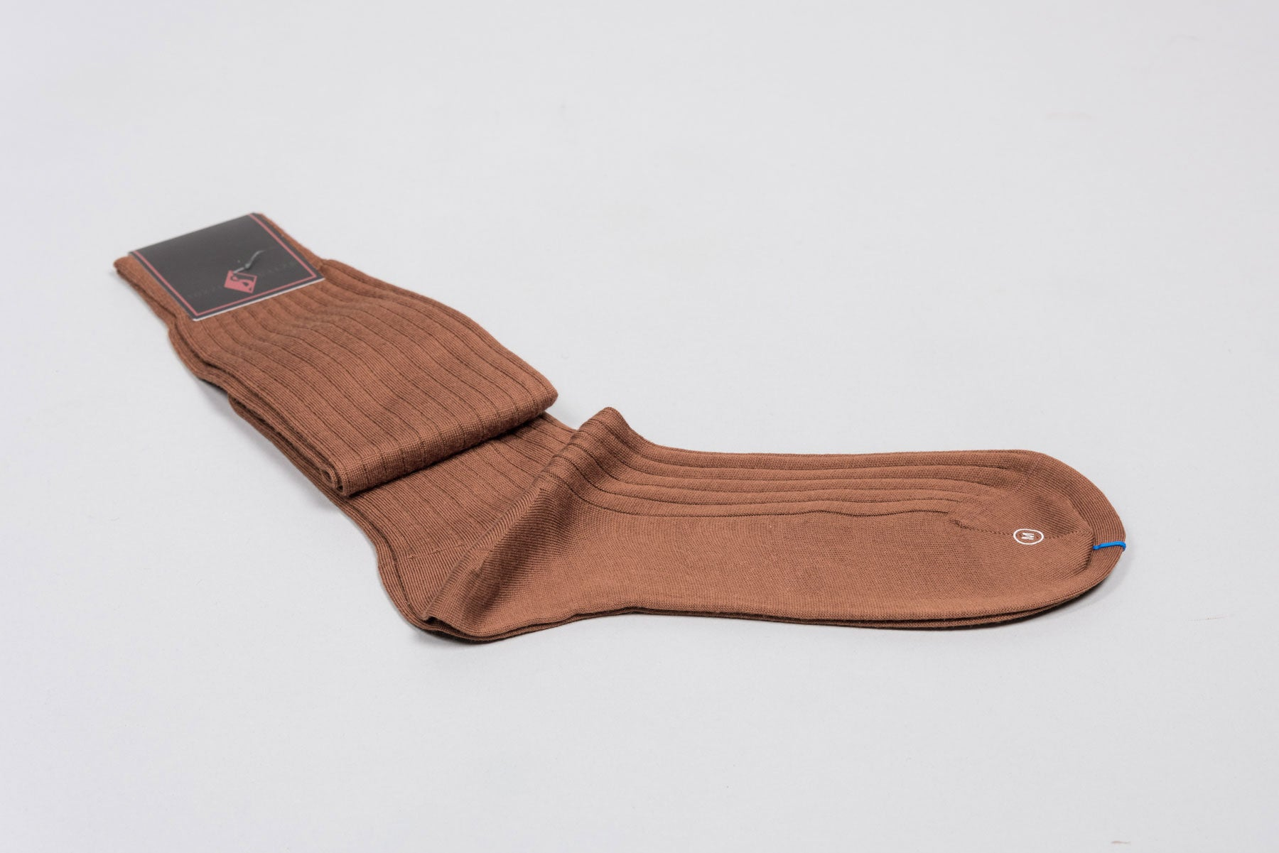 Sozzi Cotton Socks - Nougat
