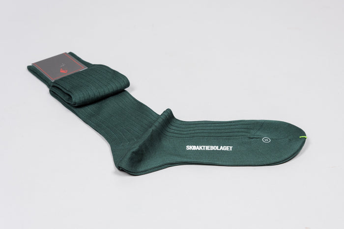 Sozzi Wool Socks - Forest
