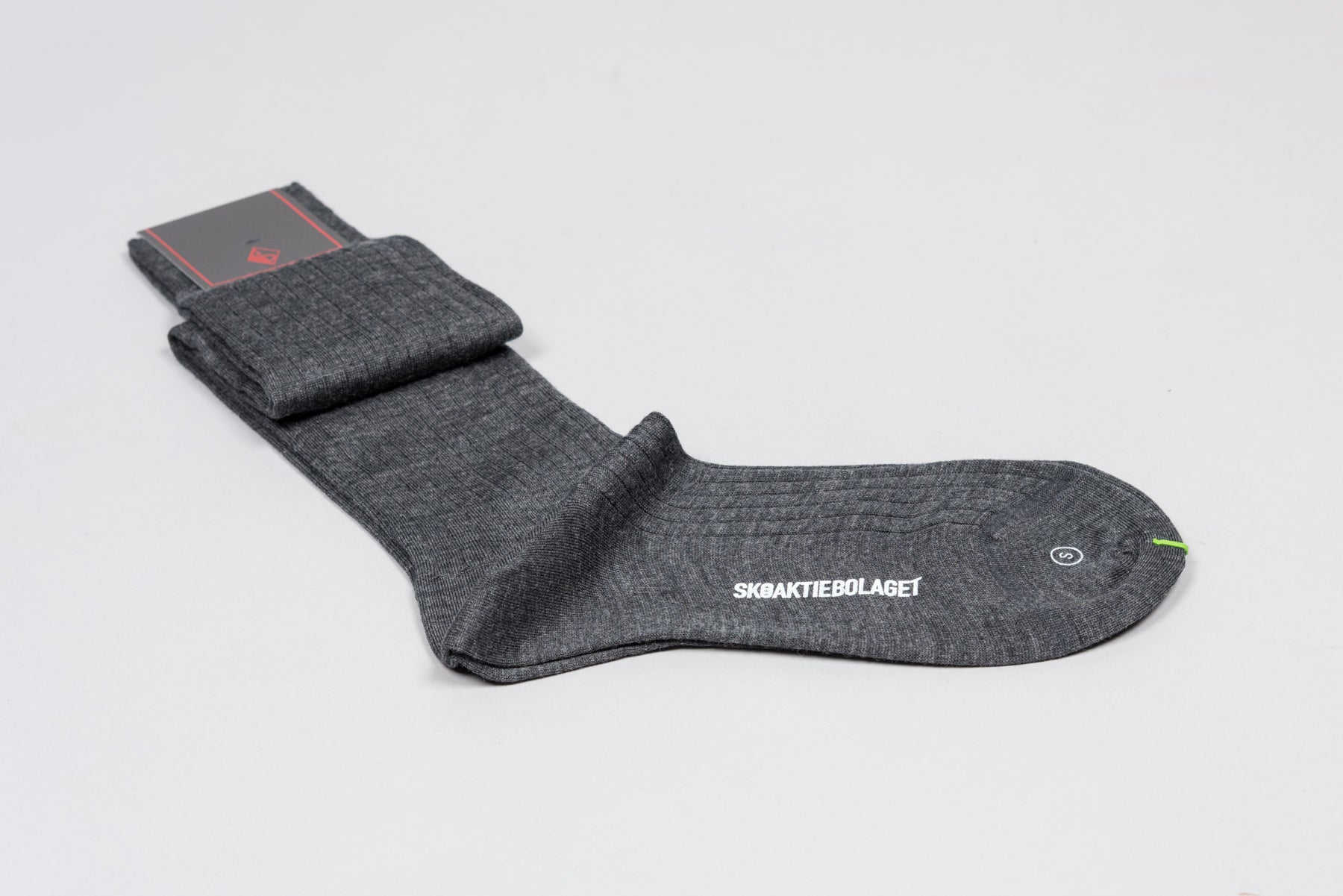 Sozzi Wool Socks - Granite