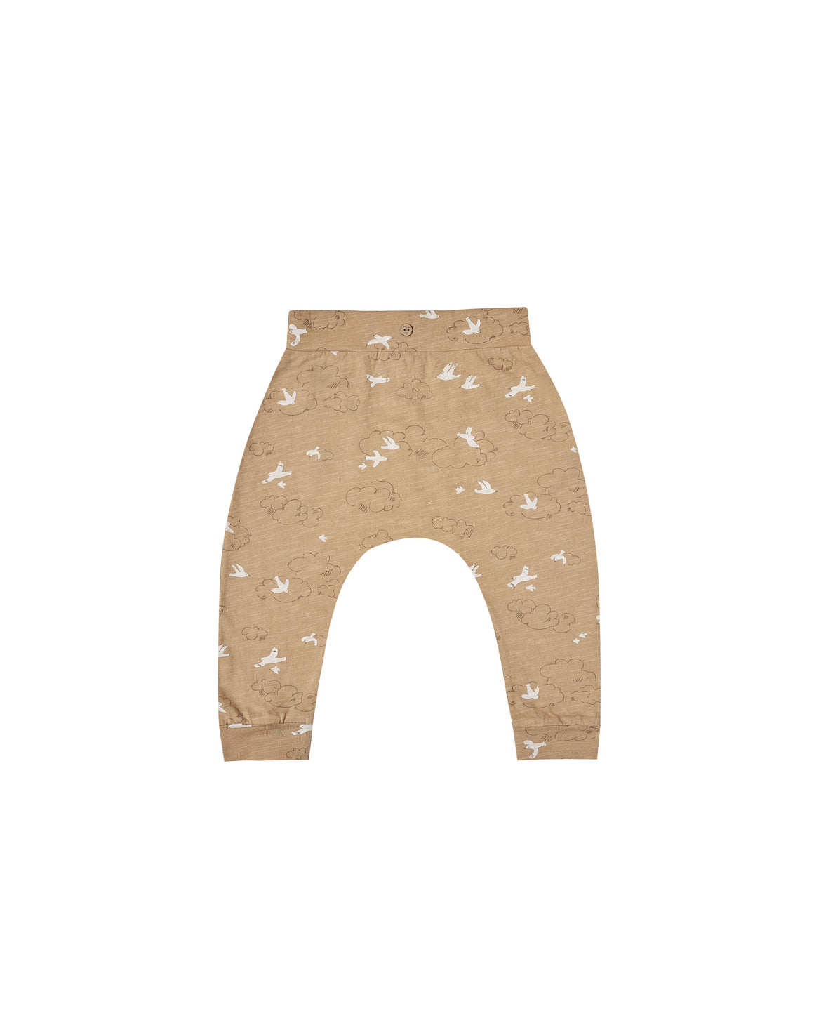 Clouds Slouch Pants - Almond