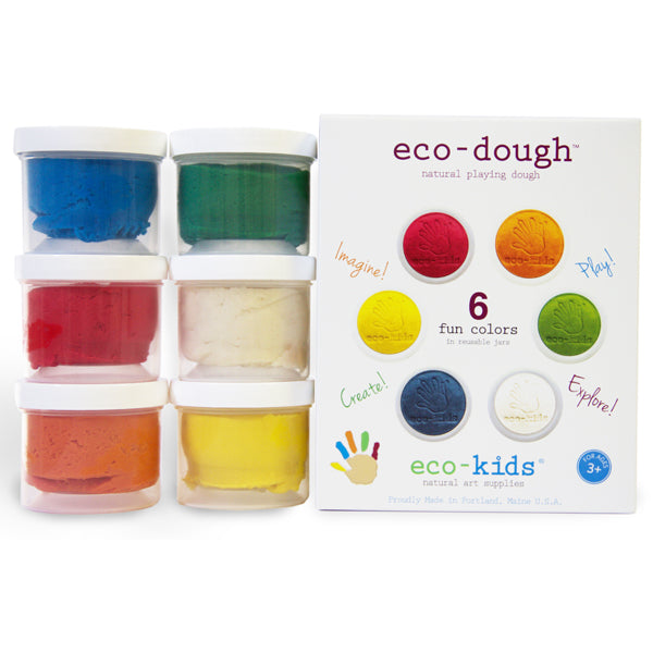 Eco Dough 6 pck Case