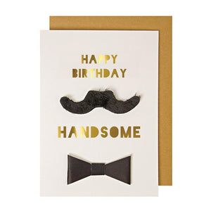 Meri Meri Card - Happy Birthday Handsome