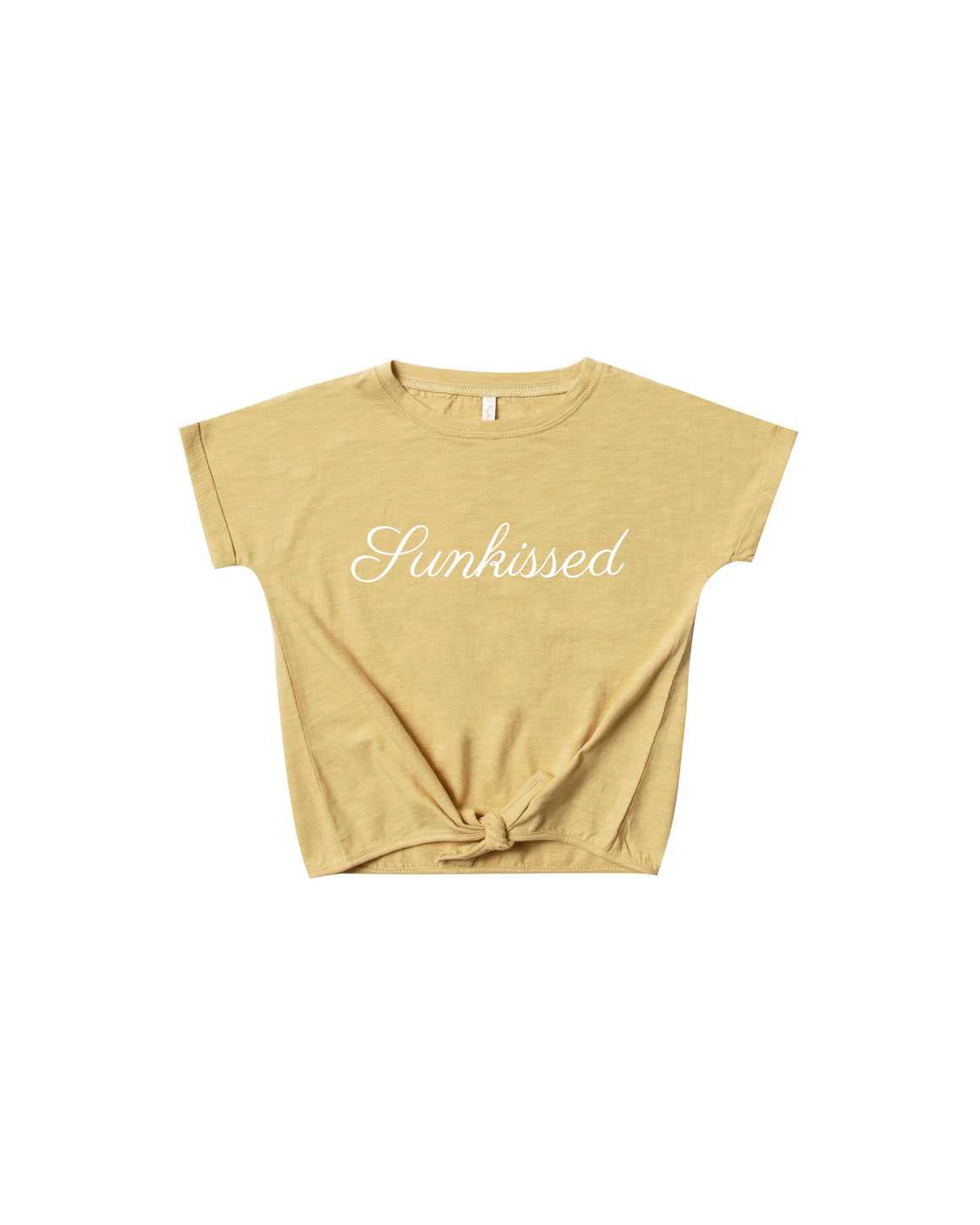 Sunkissed Knotted Tee