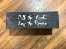 Load image into Gallery viewer, 1 pc Custom text Personalized rectangular wooden box flower rustic pot for wedding room home decor woodland centerpiece house warming gift