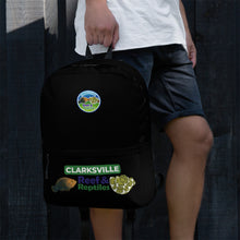 Load image into Gallery viewer, Clarksville Shop Reef & Reptiles Backpack