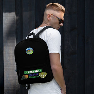 Clarksville Shop Reef & Reptiles Backpack