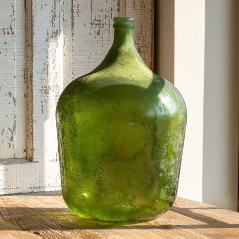 Cellar Bottle Antique Green, Large - Sixty Park Lane