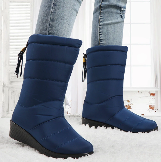 Women's SnowQueen Waterproof Boots(🔥Last Day of SALE with 80% OFF🔥)