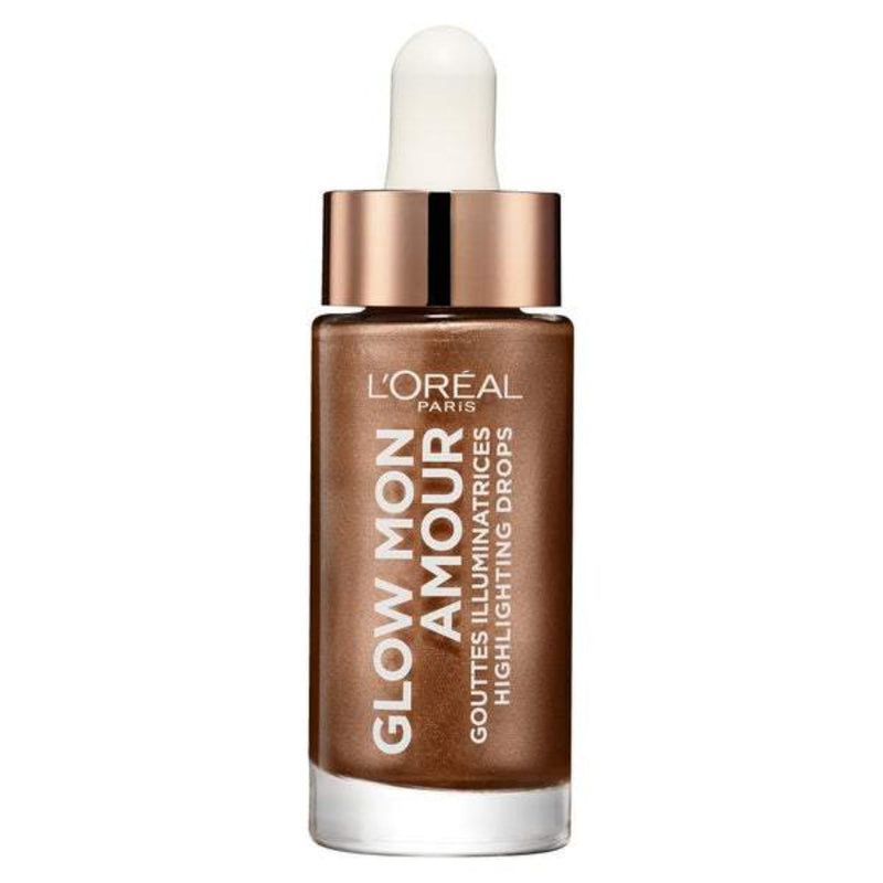 Loreal Glow Mon Amour Highlighter Bronze In Love 03 15ml