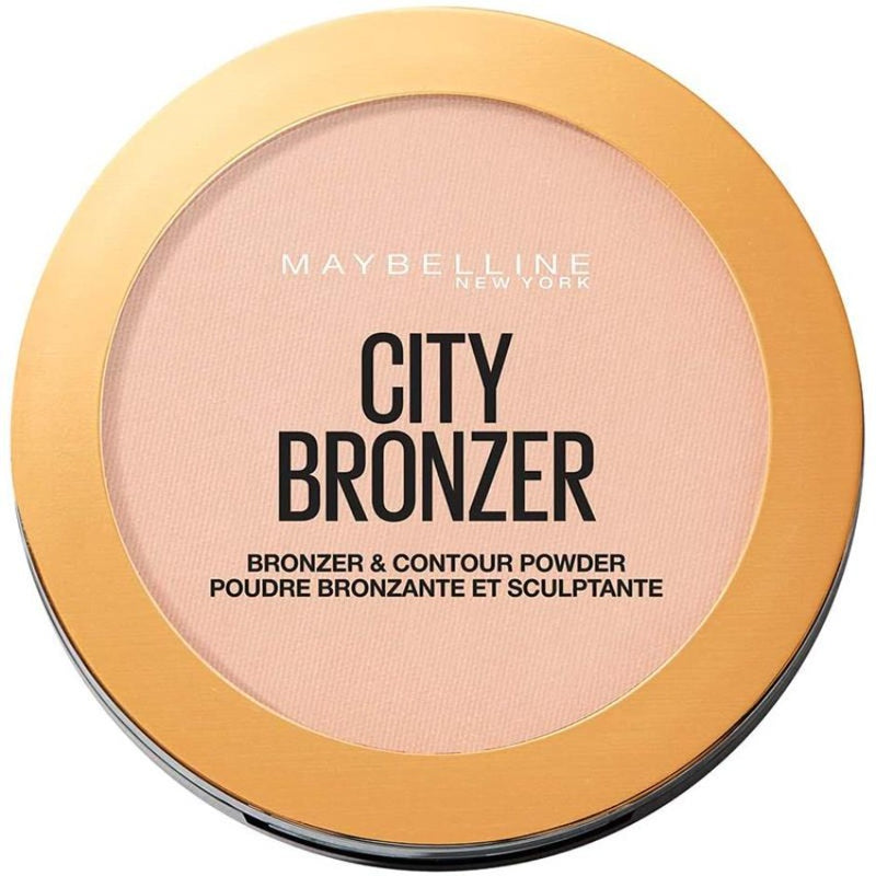 Maybelline Bronzing Powder City Bronze 150 Light Warm