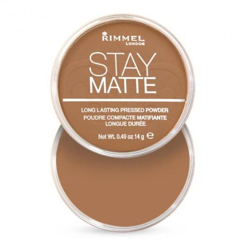 Rimmel Stay Matte Long Lasting Pressed Powder