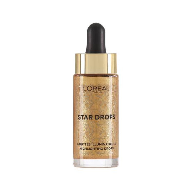 Return to previous page   Loreal Highlighting Star Drops 01 Warm Gold