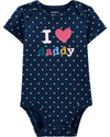 "Body ""I love Daddy"""