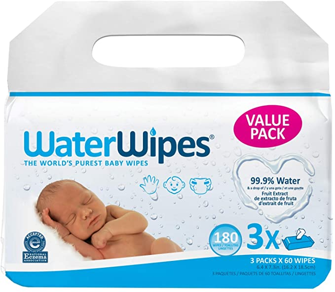 Waterwipes 3x60u. - APEGA2