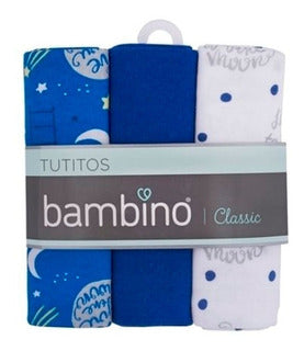 Set 3 tutos Bambino BOY - APEGA2