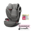 Silla de auto butaca SOLUTION S-FIX CYBEX - APEGA2