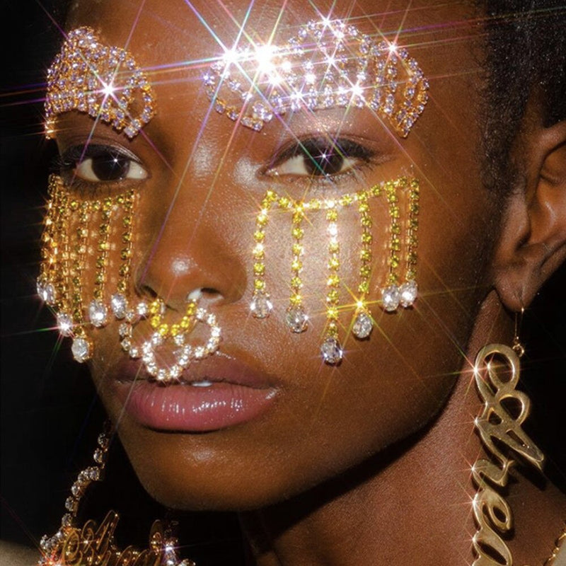 Face Of Jewels