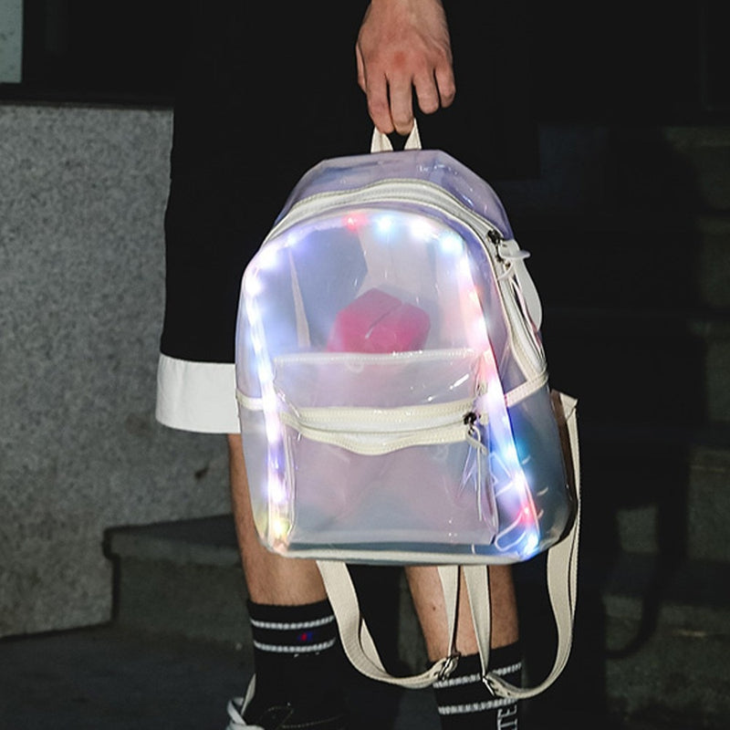 Jelly LED Backpack