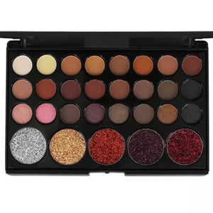 Nude Bling Bling Eyeshadow - The Carly Morgan