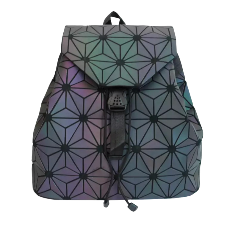 Luminous Star Geometric Shape Backpack - The Carly Morgan