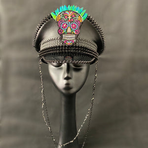 Rasta Captains Hat - The Carly Morgan