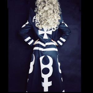 Geo Jacket Suit - The Carly Morgan