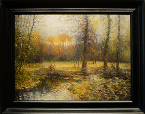 "Richard Murray ""Gold of Autumn"""