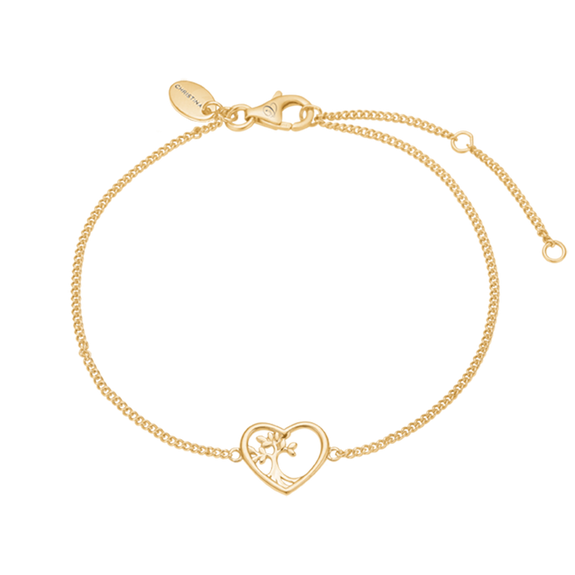 The Christina Jewelry's Tree Root Bracelet is beautifully designed to celebrate that initial causation or starting point of Love & Life itself.  For that special touch and to make our Bracelet Collection even more special, all the bracelets in our collection are delicately and expertly handcrafted in 925 Sterling Silver and finished in 18ct Gold  Plating.