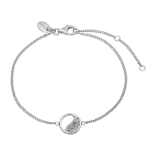 Load image into Gallery viewer, Leaf Bracelet Silver