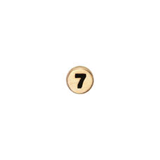 Load image into Gallery viewer, Number 7 Watch Element Gold