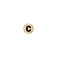 Load image into Gallery viewer, Letter C Watch Element Gold