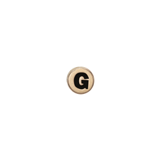 Load image into Gallery viewer, Letter G Watch Element Gold