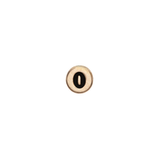 Load image into Gallery viewer, Letter O Watch Element Gold