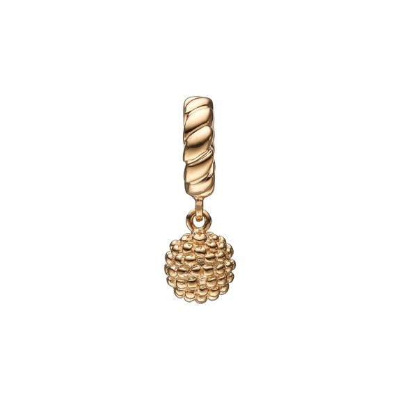 Growth Hanging Charm Gold