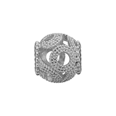 Load image into Gallery viewer, Seven Seas Bead Charm Silver