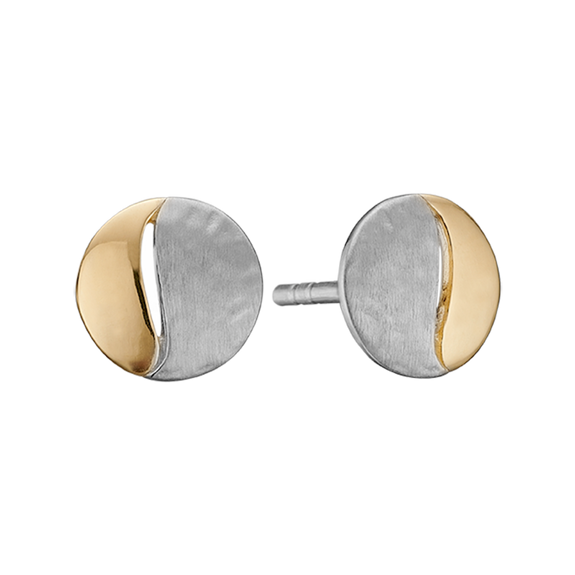 Diversity in Humanity, of national origin, colour, religion, socioeconomic stratum, sexual orientation, and many more are celebrated and cherished by the subtly designed Mix It Stud Earrings.  For that special touch and to make your stud earrings even more special, all the earrings in our collection are delicately and expertly handcrafted in 925 Sterling Silver and finished in Two Tone