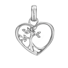 Load image into Gallery viewer, The Christina Jewelry's Tree Root Pendant is beautifully designed to subtly celebrate the starting point of Love & Life itself. For that special touch and to make your Pendent a bit more special all the Pendent in our collection are delicately and expertly handcrafted in 925 Sterling Silver and finished in a Rhodium Plating.