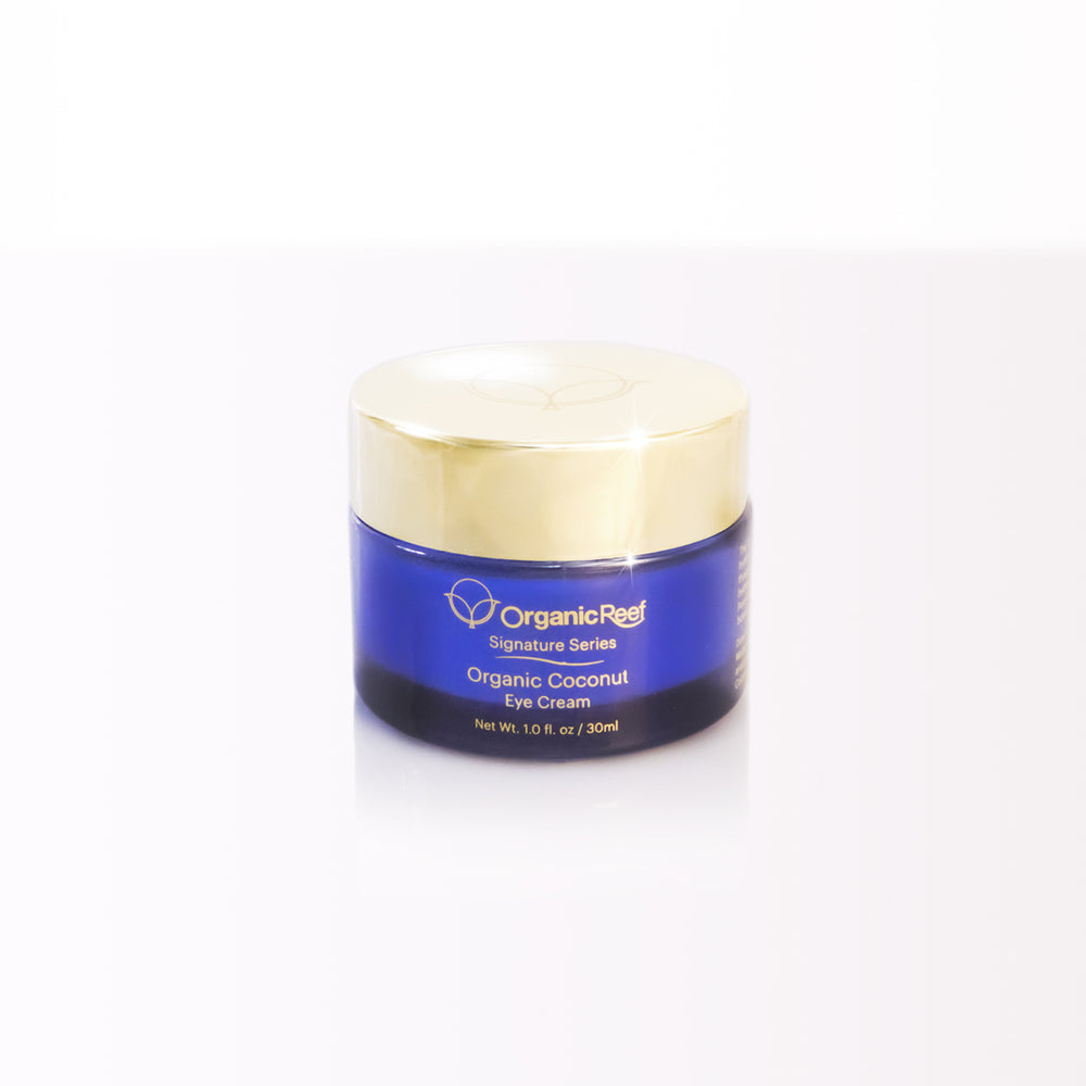Organic Coconut Eye Cream
