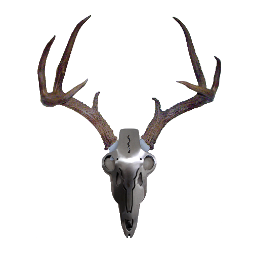 IBAM2 THE IRON BUCK ANTLER MOUNT