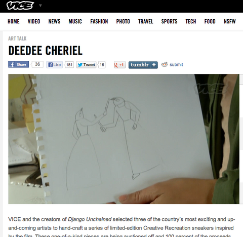 Deedee Cheriel Press