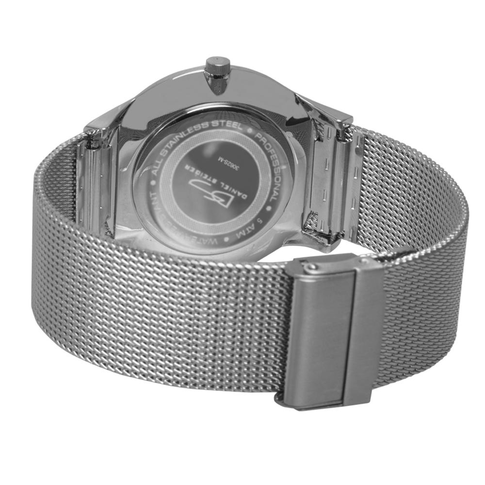 Metropolitan Men's Steel Watch