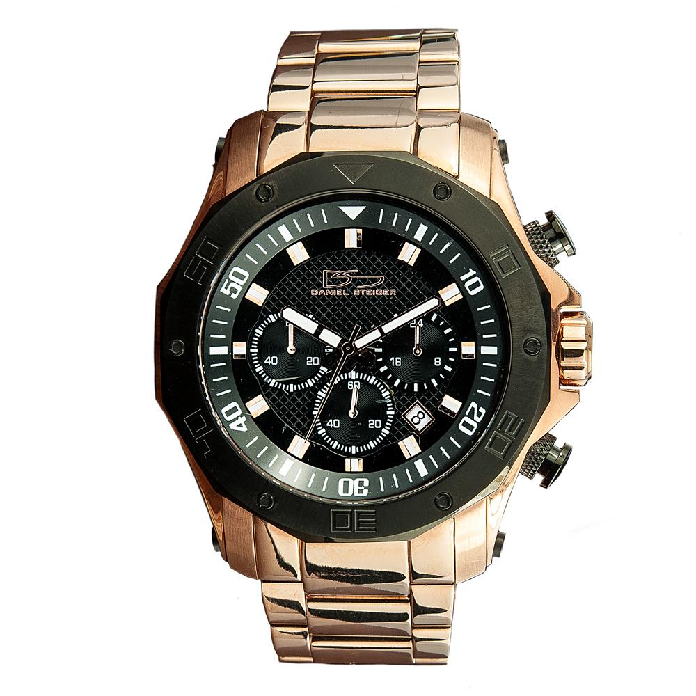 Centurion Rose Gold Men's Watch