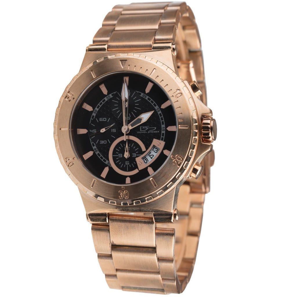 Atlantic Sport Rose Gold Watch