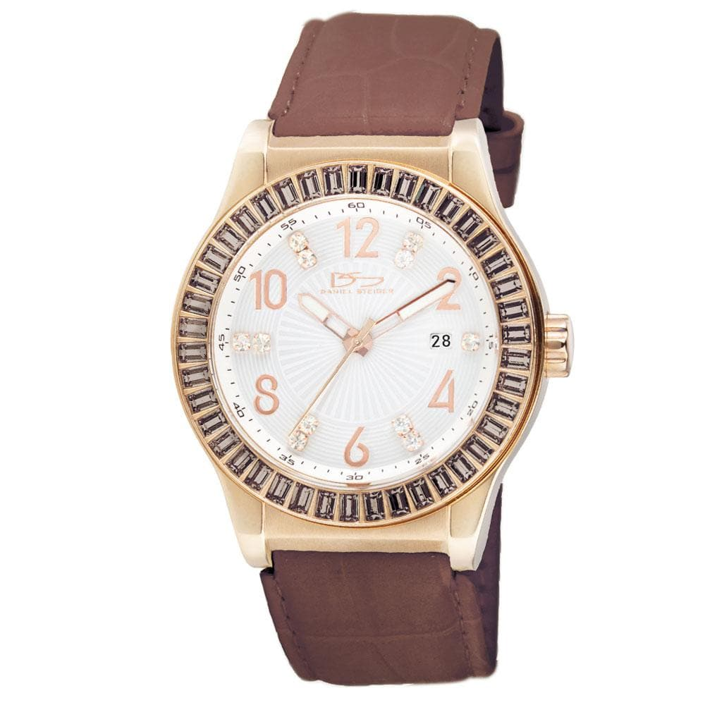 Carousel Brown Watch