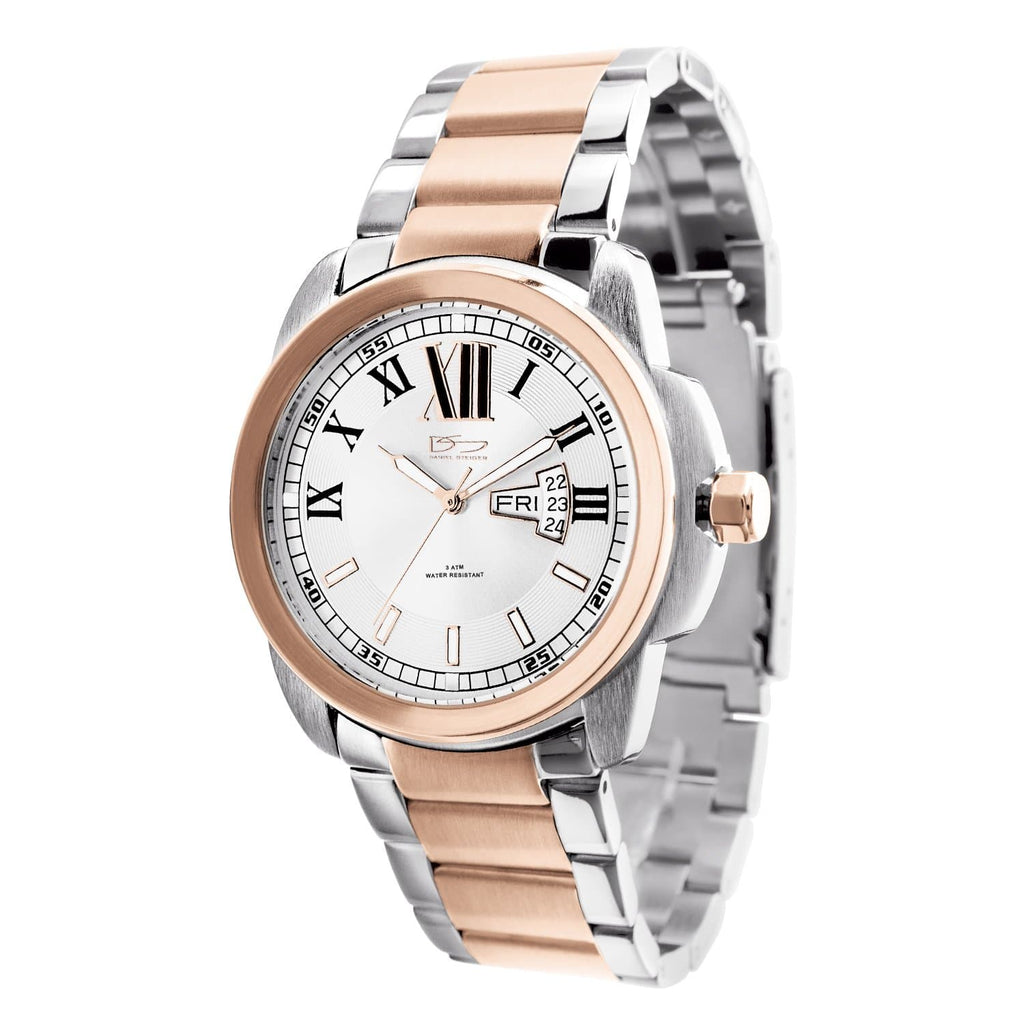 Versailles Rose Gold Two-Tone Watch