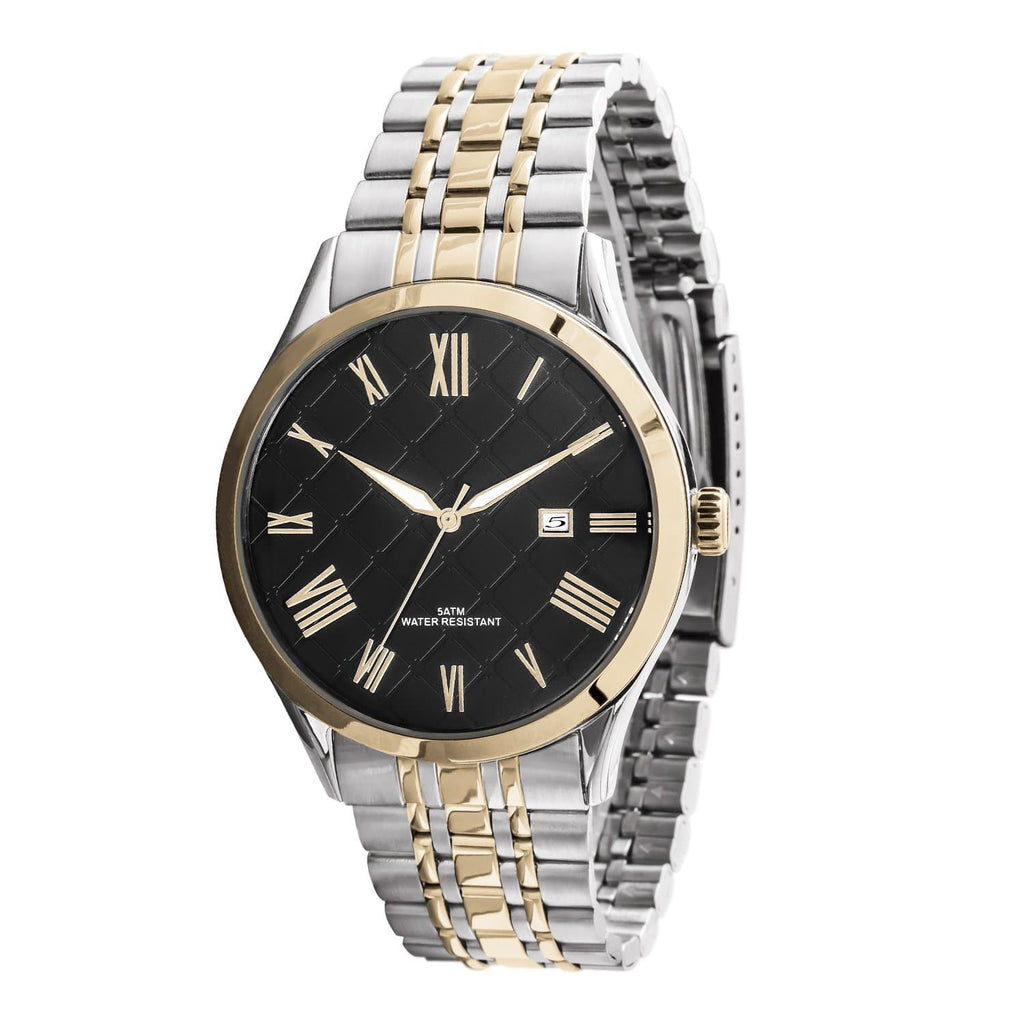 Daniel Steiger The Duke Yellow Gold Watch