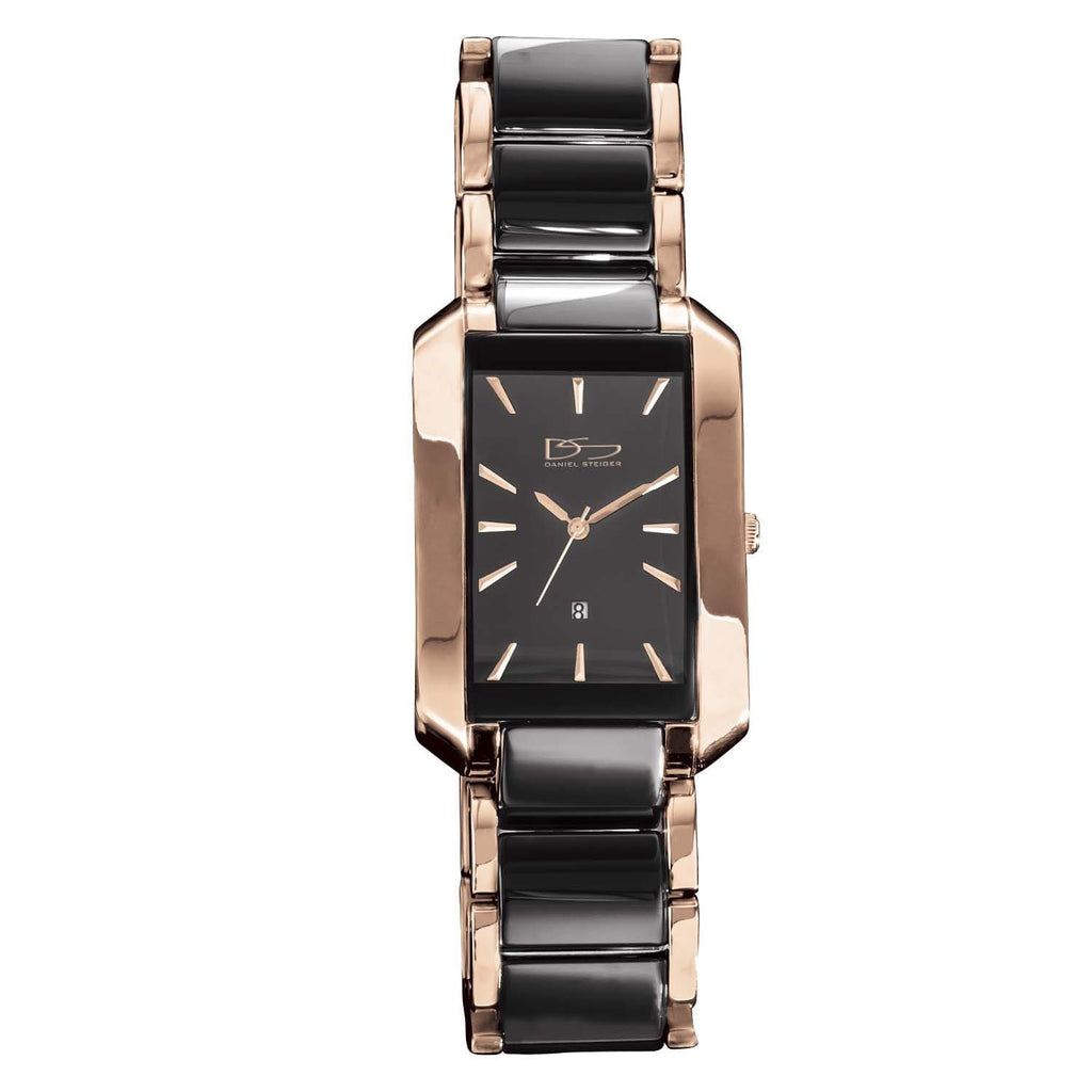 Barracuda Ceramic Men's Rose Gold Watch